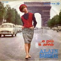 Alain Barriere - E più ti amo cover